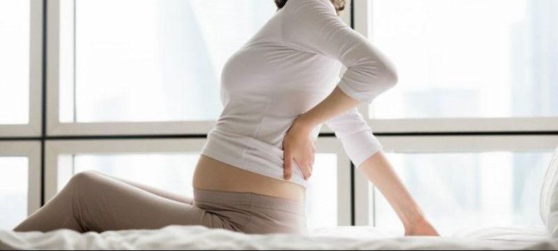 Dolor lumbar en la embarazada: Prevención y tratamiento.