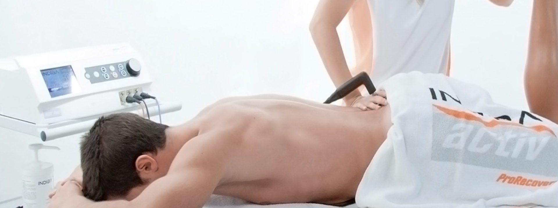 Tratamiento efectivo en patologias agudas y crónicas, osteoarticulares y musculares